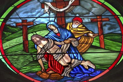 Kirchenfenster Bleiverglasungen